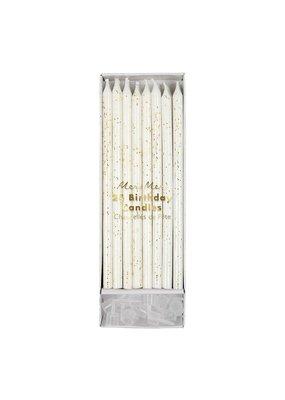 Meri Meri Gold Sprinkle Candles