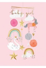 Louise Tiler Baby Girl Mobile