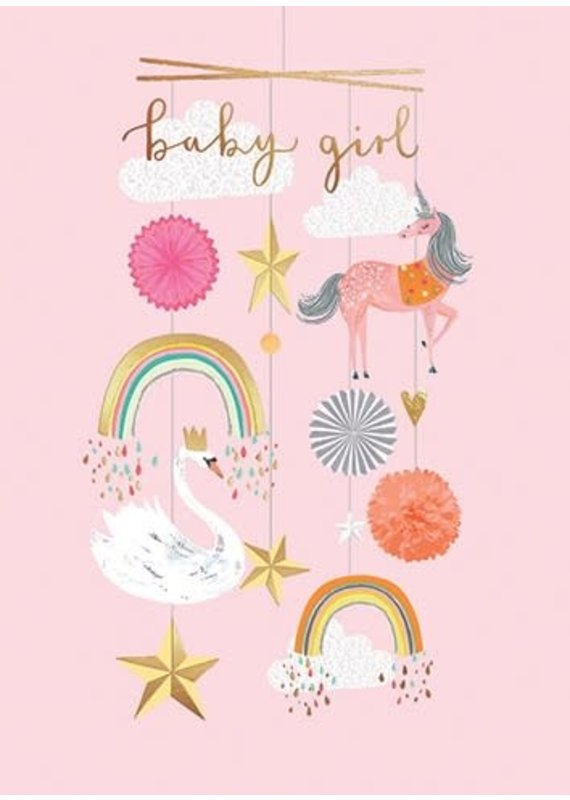 Louise Tiler Baby Girl Mobile