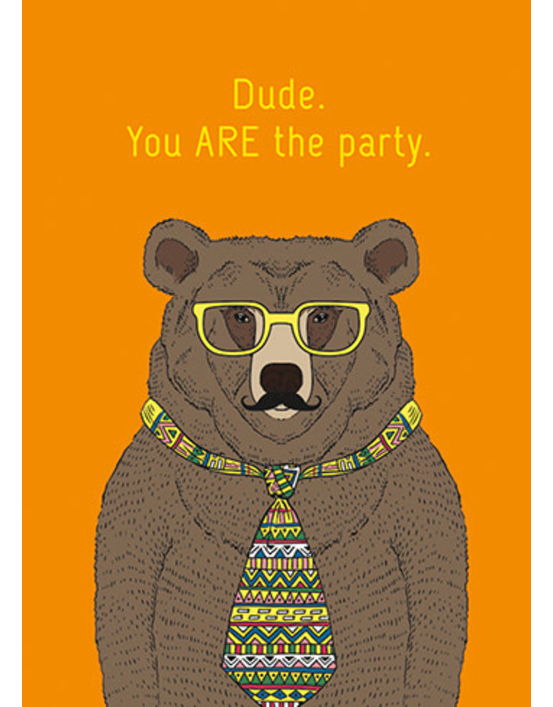JM Martinez Dude party