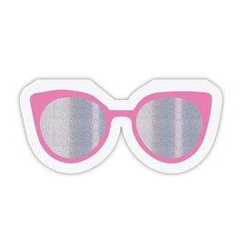 Slant Sunglasses Beverage Napkins