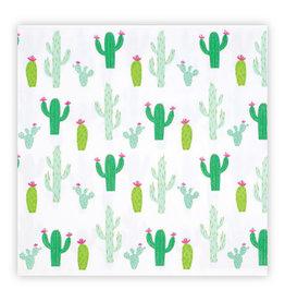 Slant Large Cactus Napkins