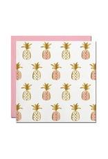 Slant Pineapple Napkins