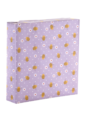 Gift Wrap Co. Bee Kind Wrap