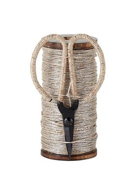 Santa Barbara Studio Jute Twine with Scissors