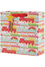 Gift Wrap Co. Birthday Groove Bag