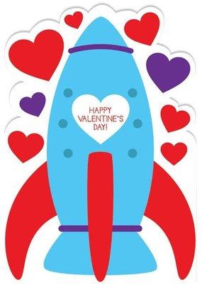 Pictura Rocket Valentine