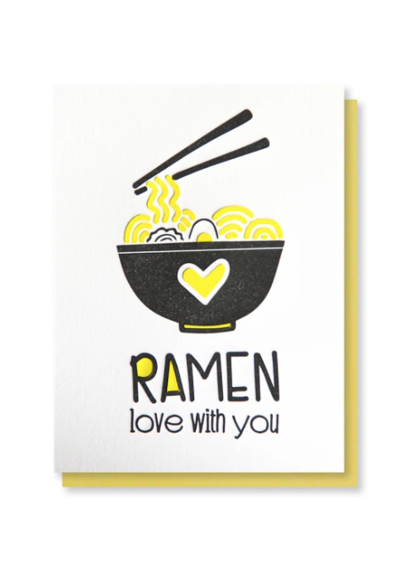 Kiss and Punch Ramen Love