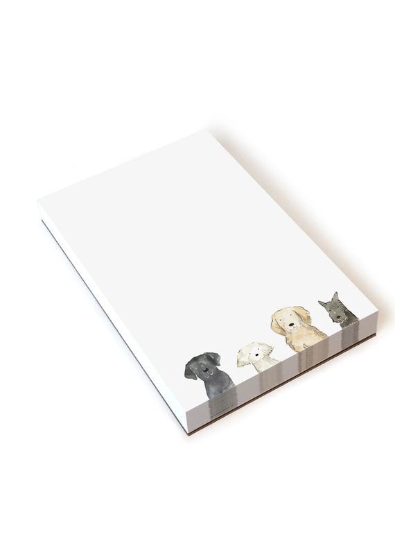 E. Frances Paper Dog Days Notepad