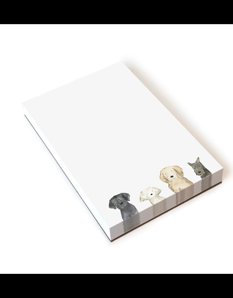 E. Frances Paper Dog Days Notepad