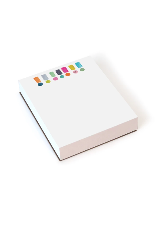 E. Frances Paper Exclamation Mini Notepad