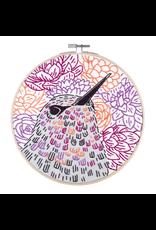 PopLush Blossom Hunter Embroidery Kit
