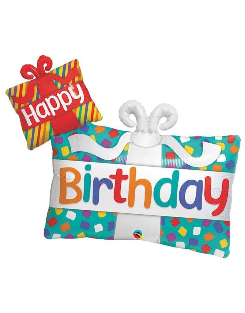 Birthday Present Balloon