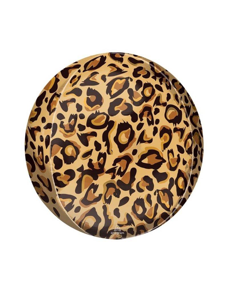 Leopard Orbz Balloon