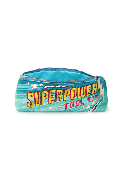 Compendium Super Powers Toolkit Pencil Case