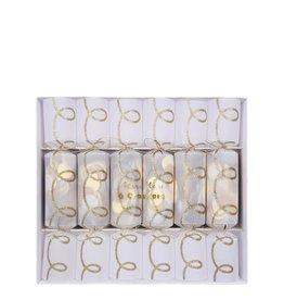 Meri Meri Gold Twist Confetti Crackers
