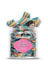 Candy Club Rainbow Sour Belts - Large