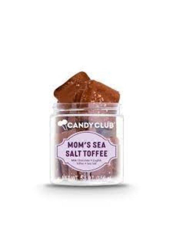 Candy Club Mom's Sea Salt Toffee