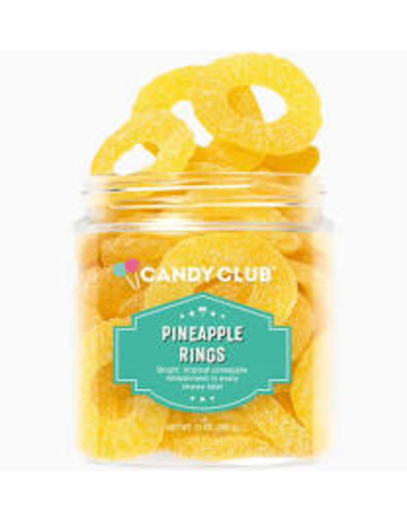 Candy Club Pineapple Rings - Large