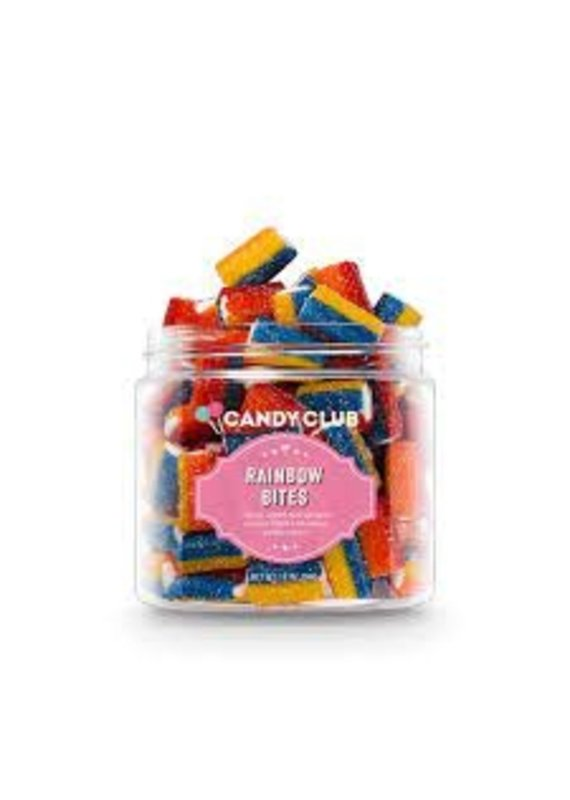 Candy Club Rainbow Bites