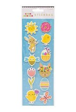 Party Partners Easter Stickers