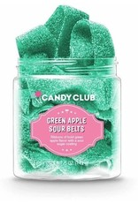 Candy Club Green Apple Sour Belts