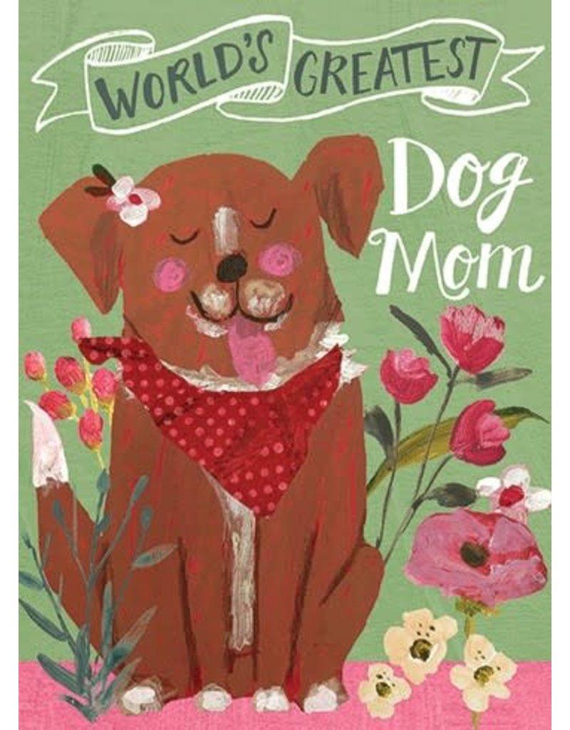 Carte Dog Mom worlds greatest