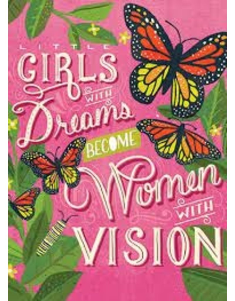 Carte Girls with Dreams