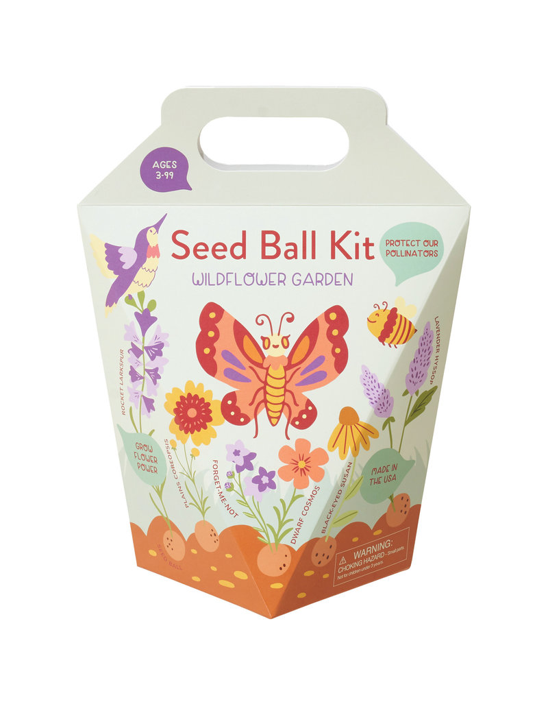Modern Sprout Seed Ball Kit