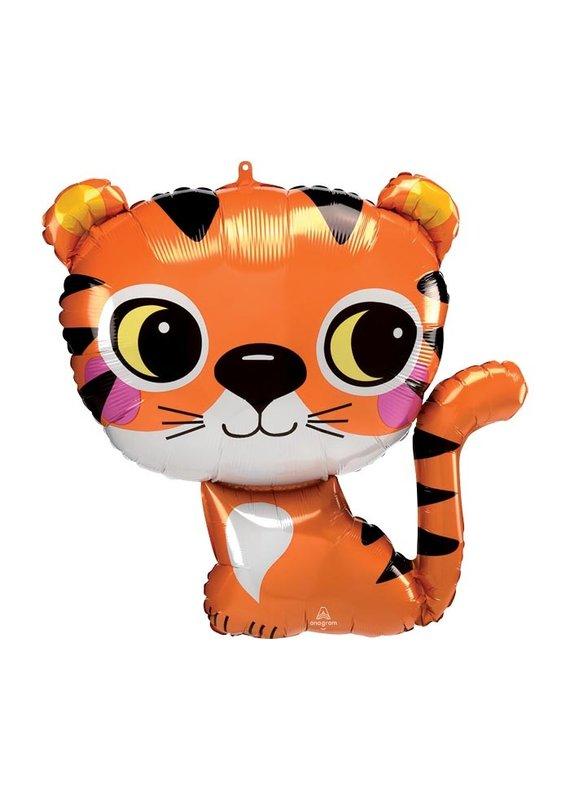 Tiger Shape Balloon