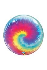Tie Dye Bubble Balloon