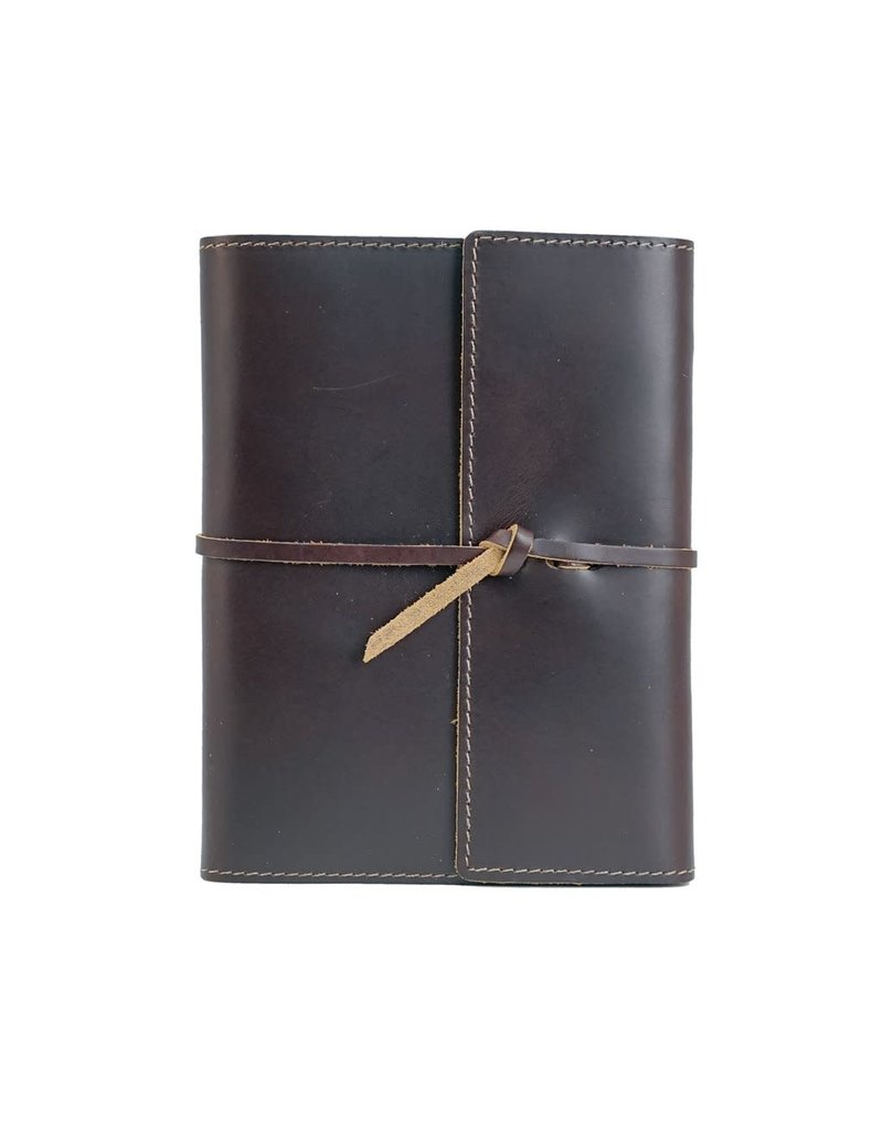Rustico Rustico Leather Refillable Writer's Log