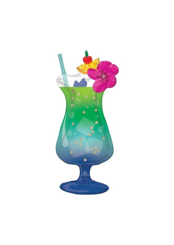 Anagram Tropical Blue Drink