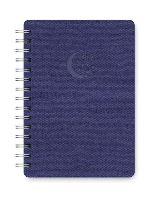 Studio Oh Agatha Notebook-Moon & Stars