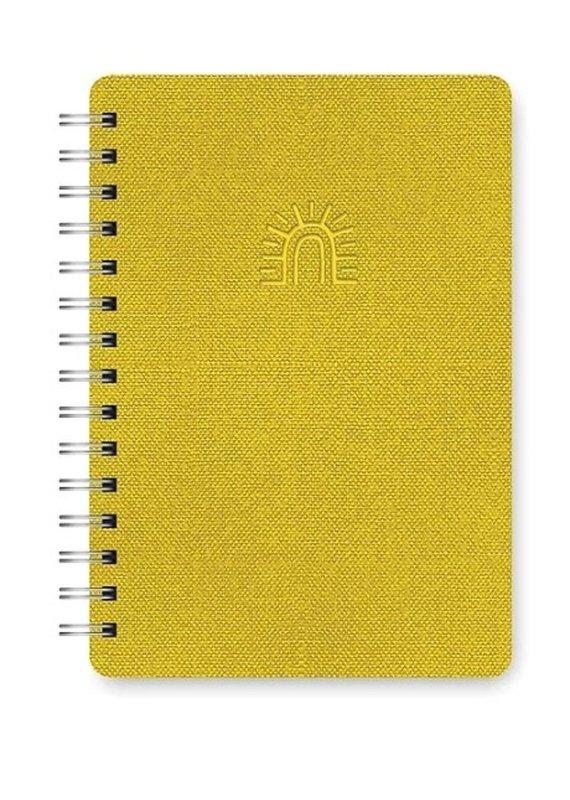Studio Oh Agatha Notebook - Sunshine