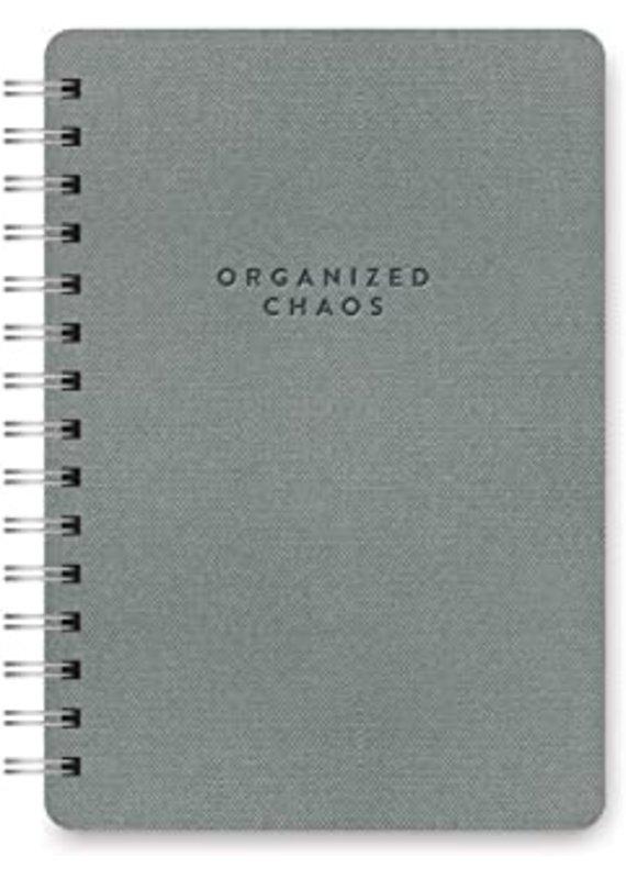 Studio Oh Agatha Notebook - Organized Chaos
