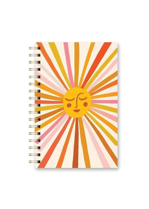 Studio Oh Spiral Notebook - Sunshine