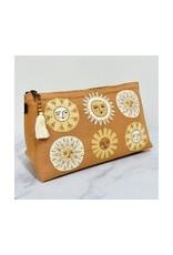 Danica Studio Soleil Linen Cosmetic Bag
