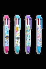 6 click Gel Pen Mermaid Magic