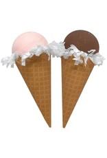 Tops Malibu Ice Cream Cone Surprise Ball