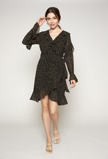 Ciao Bella Pascal Wrap Dress