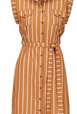 Ciao Bella Striped Dress