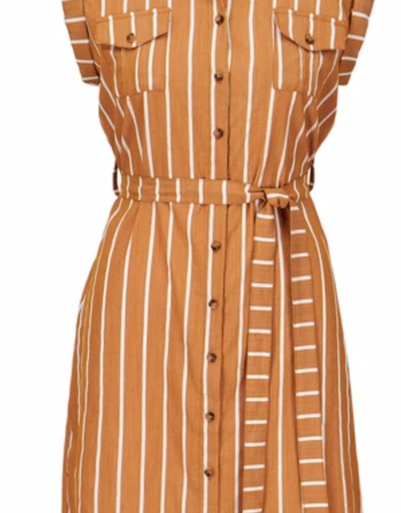 Ciao Bella Striped Dress
