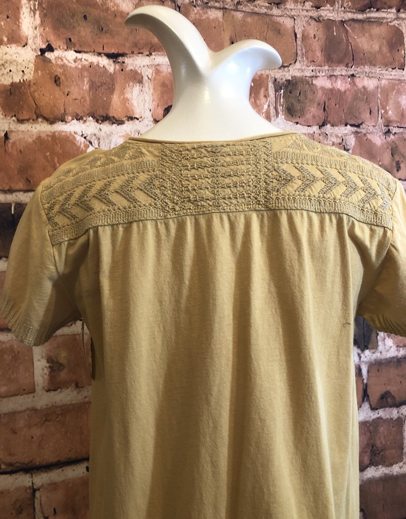 Johnny Was Rianne Knit Drape Top