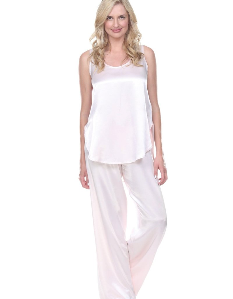 Ciao Bella Jackie Satin High/Low Cami