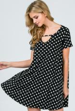 Ciao Bella Layla Polka Dot Dress