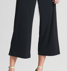 Ciao Bella Solid Knit Pull On Gaucho