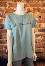 Ciao Bella See The Good Graphic Tee