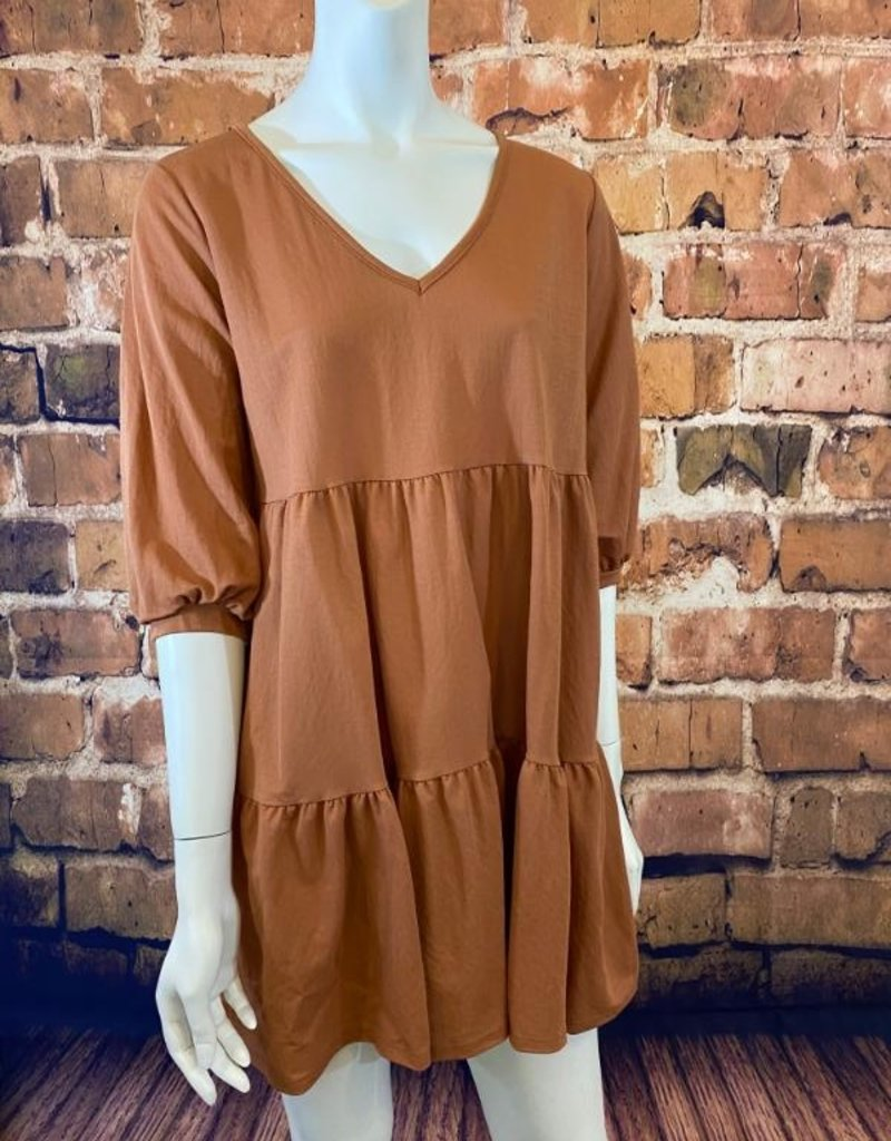 Ciao Bella Lainey Tiered Dress