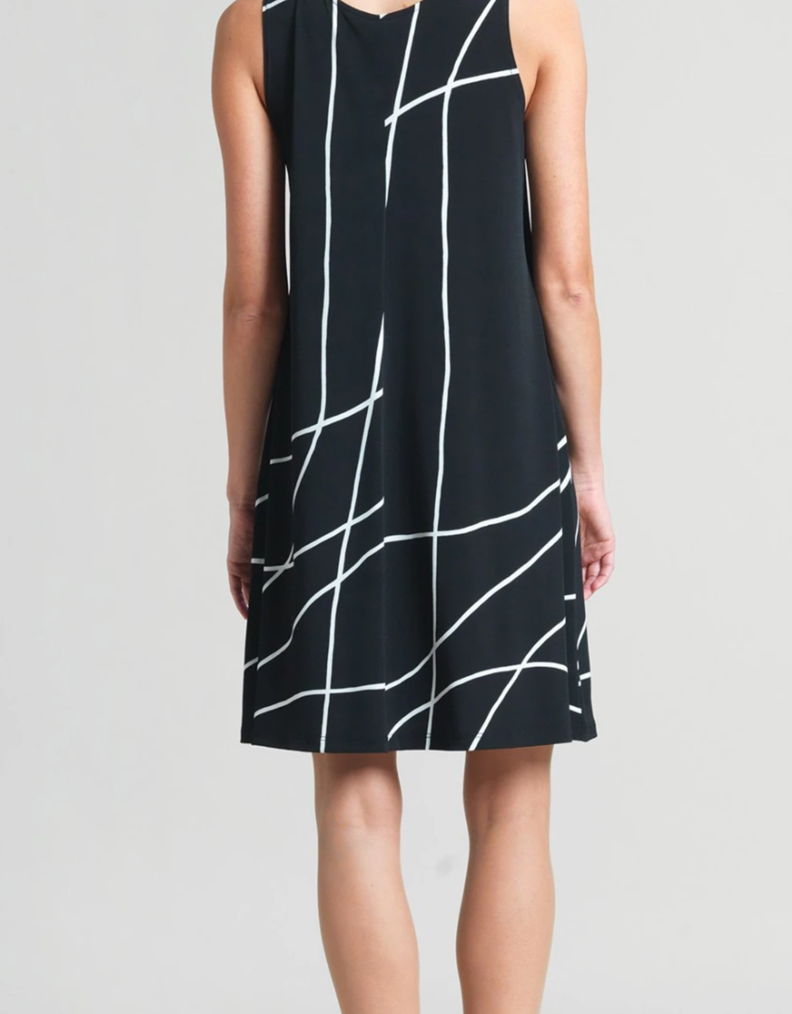 Ciao Bella Swirl Line Swing Dress